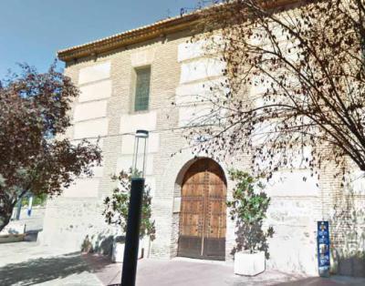 La parroquia de San Andrés necesita 14.000 euros para pagar la restauración de la fachada