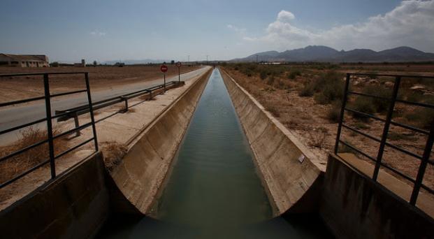 Un informe de Greenpeace asegura que el trasvase Tajo-Segura podría cerrarse en tres años
