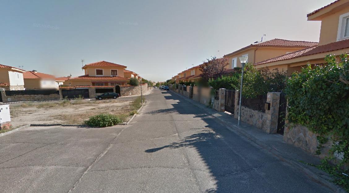 Inmediaciones del lugar en el que se ha producido un tiroteo en Las Ventas de Retamosa   Google Maps