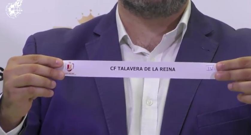 El CF Talavera se medirá al Real Jaén en la Copa del Rey
