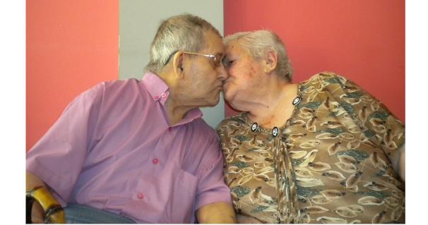 María y Heliodoro, una historia de amor que cumple 71 años