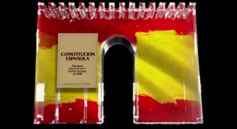 VÍDEO | 'Memoria y concordia' dará luz y sonido a la Constitución en Talavera
