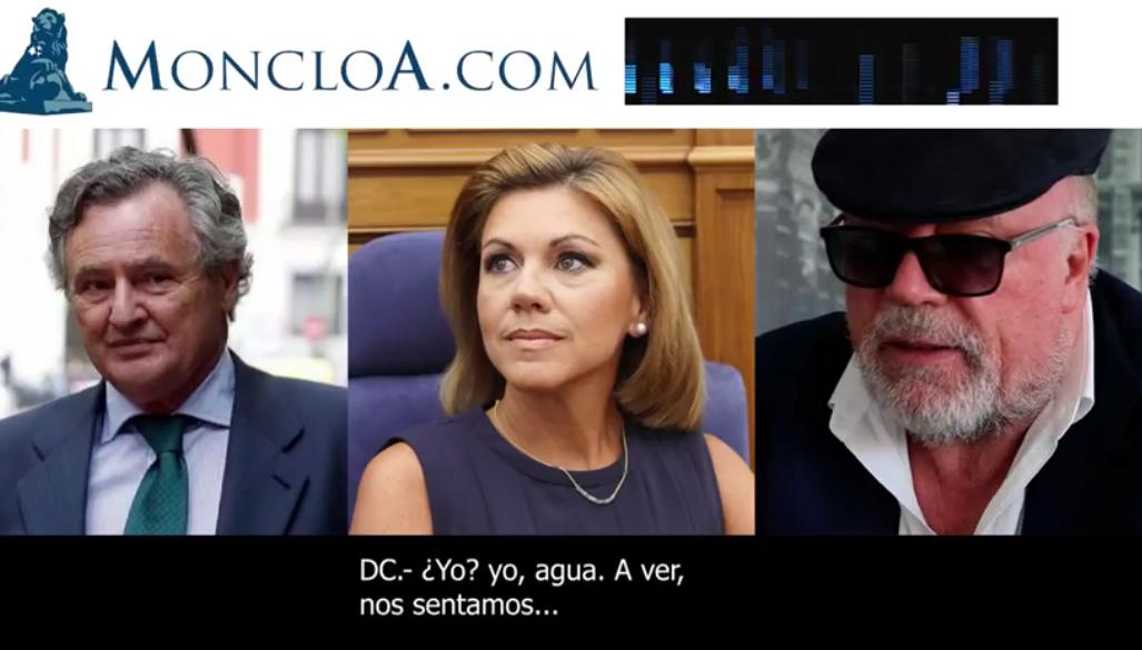 Cospedal se reunió en secreto con Villarejo en la sede del PP para hablar del 'caso Gürtel'
