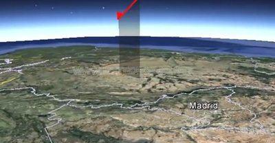 El impacto de rocas contra la atmósfera produce tres bolas de fuego sobre España (Vídeo)
