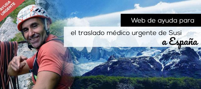 Recaudan dinero para repatriar al alpinista de Illescas herido muy grave en Argentina