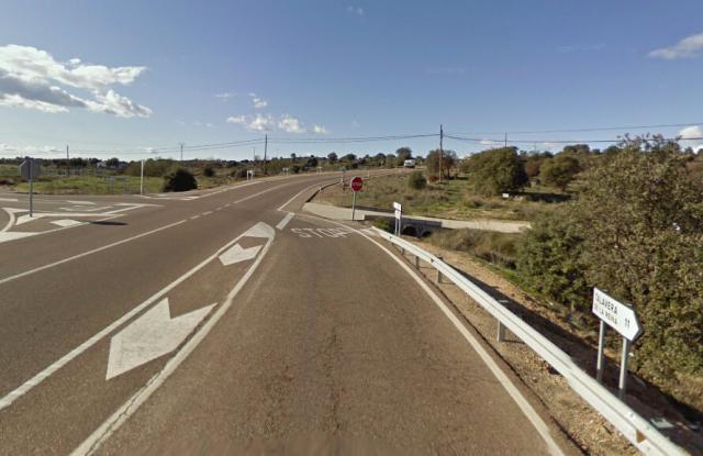 Aprobadas las nuevas rotondas de acceso a Velada y Gamonal en la N-502