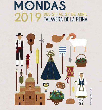 Las Mondas de Talavera: 'Los tesoros de las Mondas', Mondilla, Gran Cortejo...