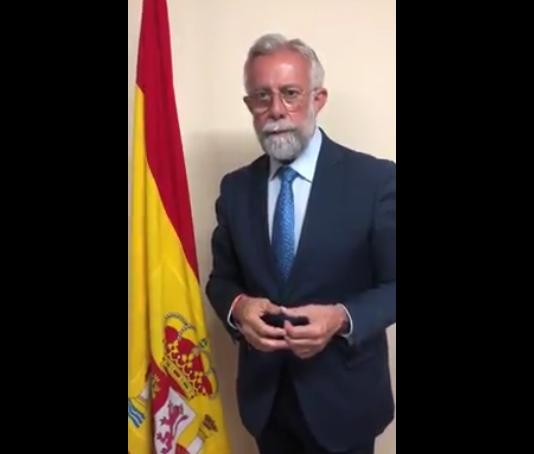 Tras la polémica, Ramos remarca en un vídeo su