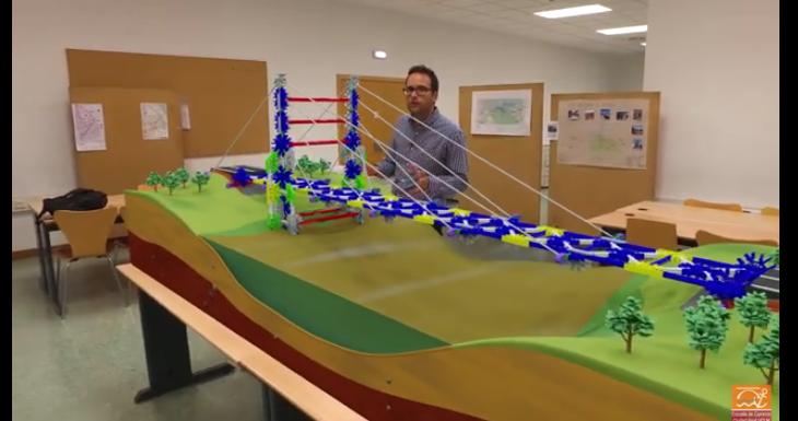 La UCLM lanza un curso abierto 'online' dedicado al diseño y la construcción de puentes