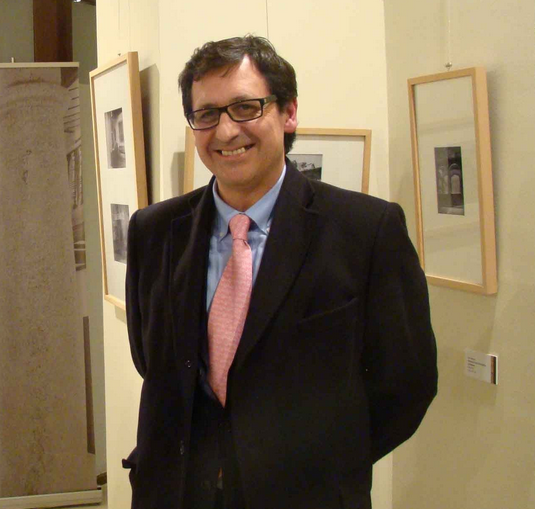 Javier Úbeda, nuevo delegado de la Junta en la provincia de Toledo