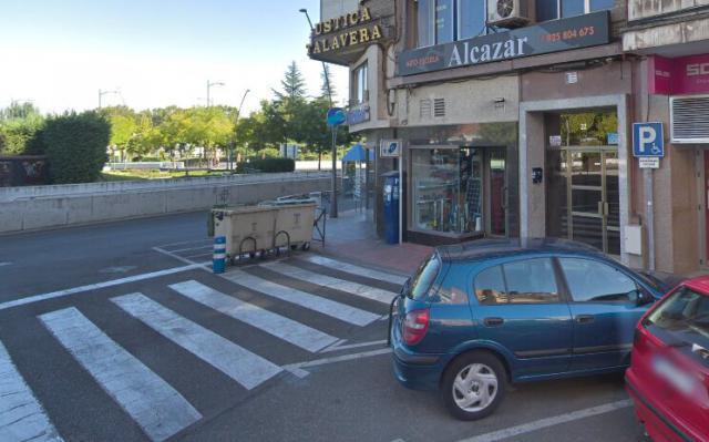 Calle Antonio Torres (Google Maps)