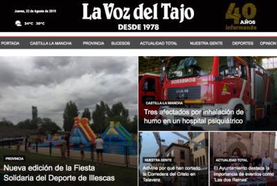 La Voz del Tajo, en el 'Top 5' de los medios de Castilla-La Mancha