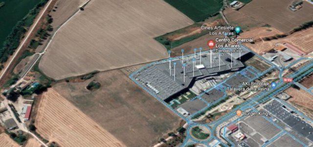 Talavera / Google Maps