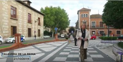 VÍDEO | Testimonio de Concepción Sánchez sobre la Oficina de Intermediación Hipotecaria en Talavera