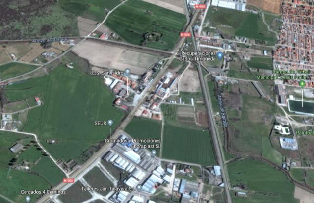 Talavera 'desbloquea' un proyecto de suelo industrial parado durante 14 años