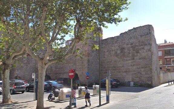 Aprobadas las obras de la muralla de El Salvador en Talavera