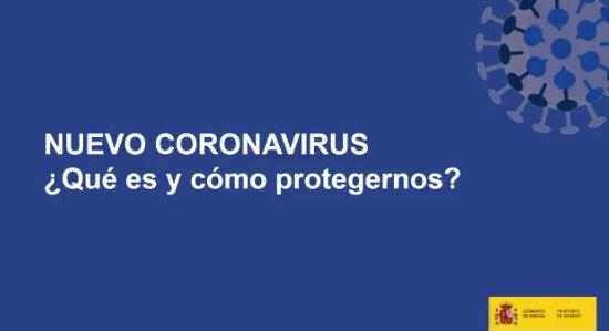 Coronavirus: síntomas y prevención