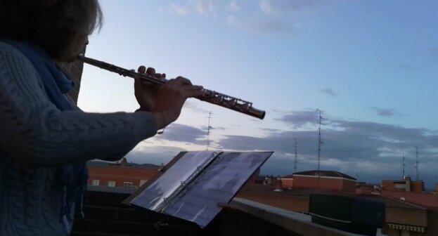 NUESTRA GENTE | Beatriz Gutiérrez y su 'concierto' diario para Talavera y el mundo (vídeo)