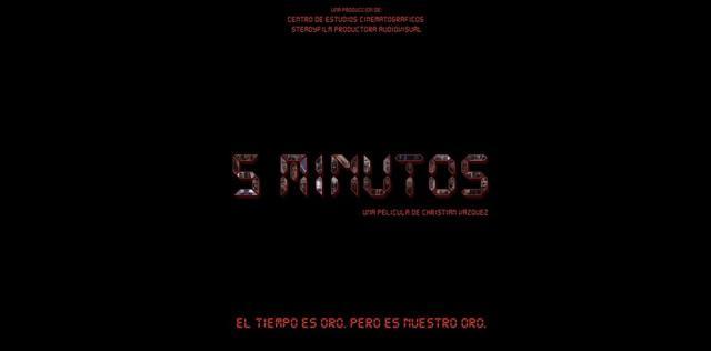 NUESTRA GENTE | Disfruta de la película 'Cinco minutos', del talaverano Christian Vázquez, esta noche en YouTube