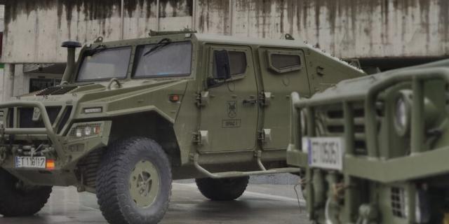 Brigada Paracaidista | Archivo