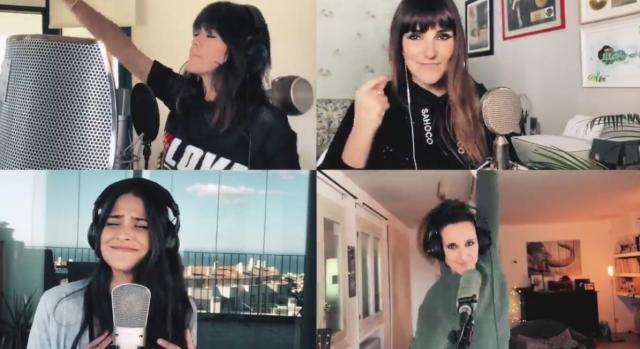VÍDEO | 'Resistiré 2020', una nueva versión del himno del confinamiento