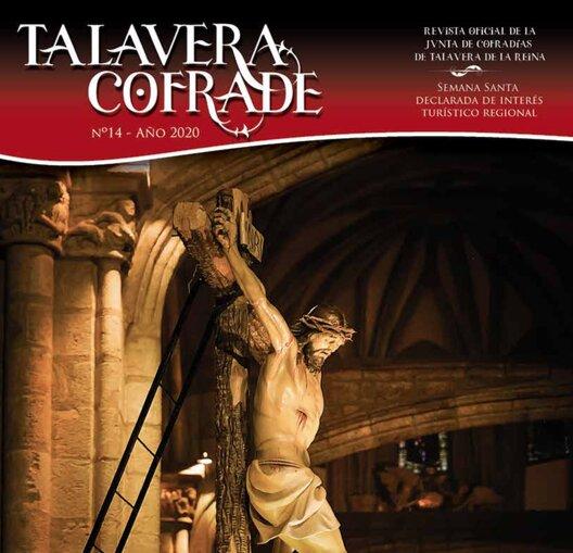DESCÁRGATELA | Ya está disponible la revista 'Talavera Cofrade' con homenaje a los sanitarios y la cerámica