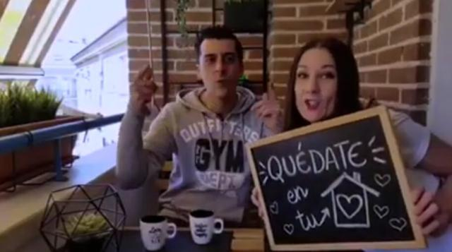 VÍDEO | El alegre vídeo talaverano que nos recuerda la importancia de quedarse en casa