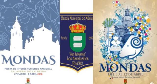 VÍDEO   Homenaje a las Mondas de la Banda Municipal de Música 'San Sebastián' de Los Navalucillos