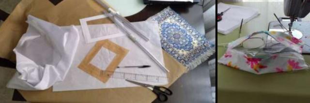 CORONAVIRUS | Fabrican mascarillas transparentes para personas con discapacidad auditiva