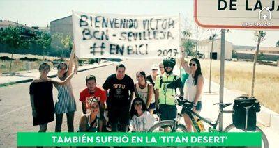 NUESTRA GENTE | La increíble historia de superación de Víctor González, un 'titán' sevillejano