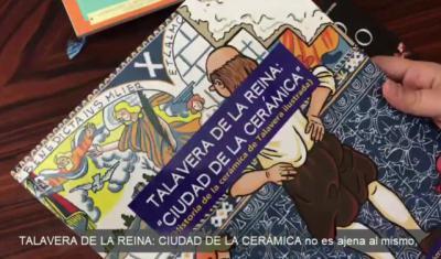 VÍDEO | 'Un cuento para sentir', el emotivo relato de la alcaldesa de Talavera