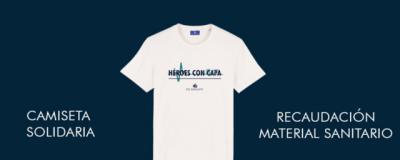 TALAVERA | 'Héroes con bata', la camiseta solidaria para luchar contra el coronavirus