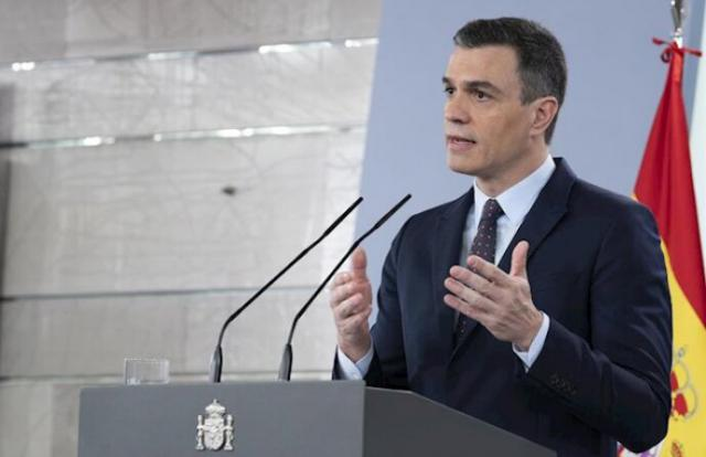 ÚLTIMA HORA   Sánchez anuncia 4 fases de desescalada que se aplicarán a nivel provincial