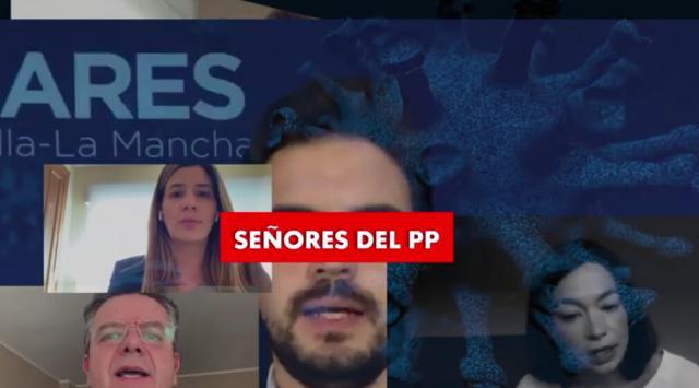 VÍDEO | El PSOE recopila 14 bulos difundidos por PP CLM desde el inicio de la pandemia