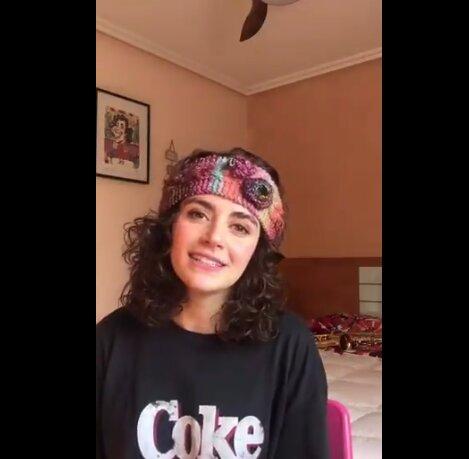 VÍDEO | #OyeAlzheimer, la iniciativa social y musical de la actriz Elena Gallardo