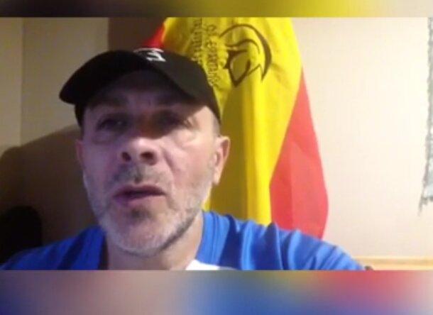 VÍDEO | El apoyo de Espartanos Talavera