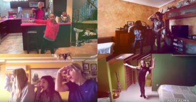 VÍDEO | ADAE ALMA baila 'Camina conmigo' de León Martínez