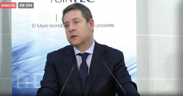ACTUALIDAD | Page pide al Gobierno de España incentivos para una industria 'histórica' de Talavera