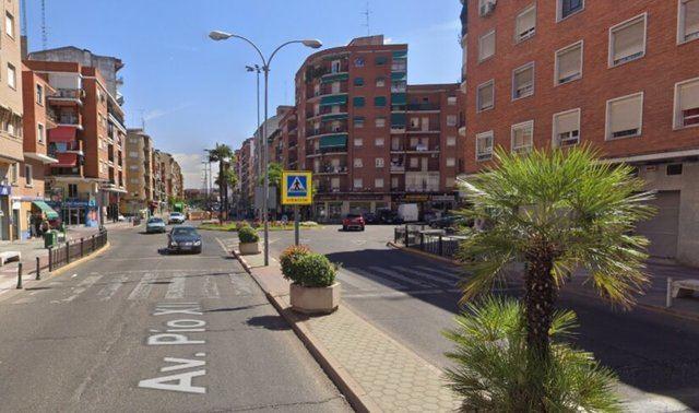 TALAVERA | Otro atropello en la avenida Pío XII