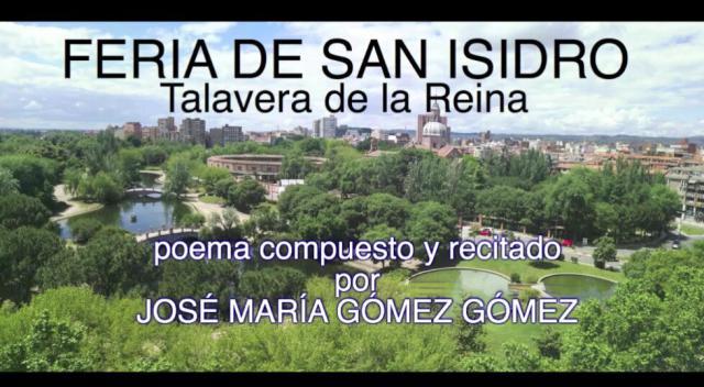 VIDEOPOEMA | 'Ensueño de la Feria de San Isidro de Talavera', por José María Gómez