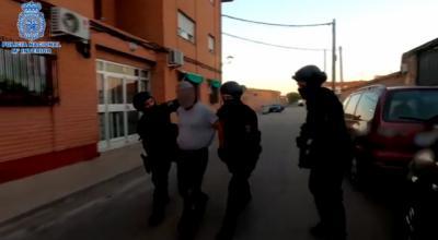 """SUCESOS   Detenido en CLM el líder de un grupo yihadista, un """"soldado invisible"""" de DAESH"""
