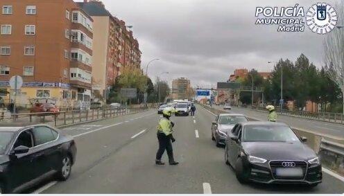 ÚLTIMA HORA | Retenciones kilométricas en todas las autovías y salidas de Madrid