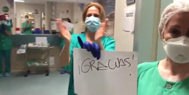 VÍDEO | Sin pacientes por coronavirus en la UCSI del Hospital de Talavera