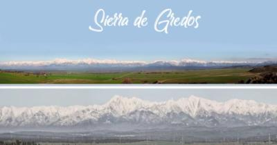 VIDEOPOEMA   'La Sierra de Gredos', por José María Gómez