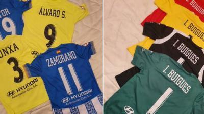 FÚTBOL   El CF Talavera sorteará camisetas de jugadores durante la Asamblea General