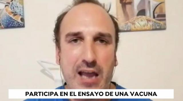 COVID-19 | ¿Una vacuna en Navidad? El enfermero español que ha probado la vacuna de Oxford cuenta los avances