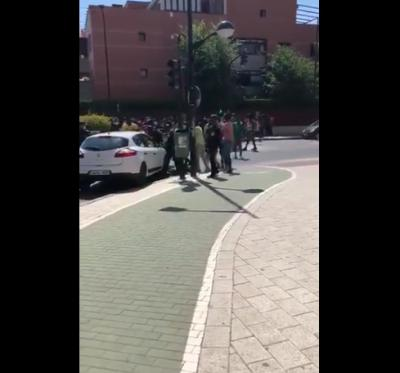COVID | El alcalde de Albacete anuncia la clausura del asentamiento ilegal
