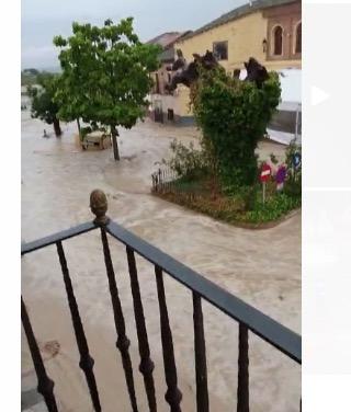 VÍDEO | El fantasma de las inundaciones vuelve a Cebolla