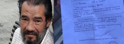 TALAVERA | Malestar en la familia de César Heredia por la causa de la muerte