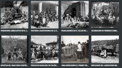 FOTOS   Un viaje al pasado con el Archivo de la Imagen de CLM